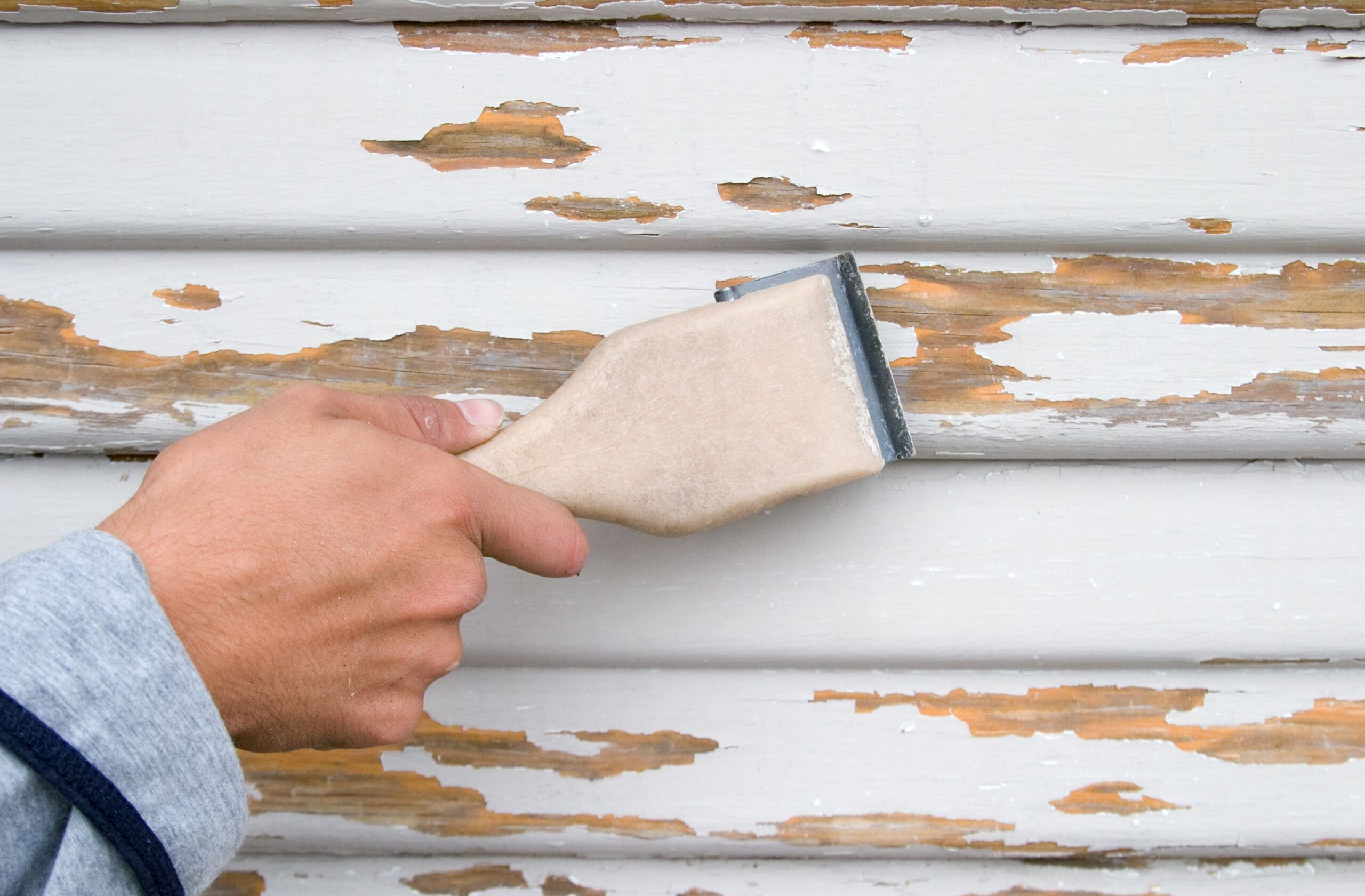 6 Ways To Repair A Chipped Paint Wall