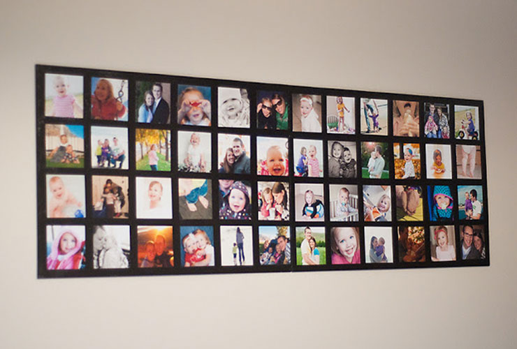 Inspiring ideas that can make your family photos and artwork stand out